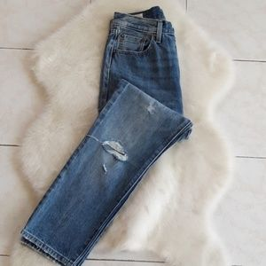 Levi's Jeans - LEVI'S 501 CROPPED